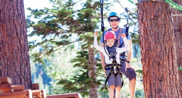 Quelles activités originales pour une sortie en famille ?