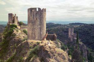 visiter région château cathares