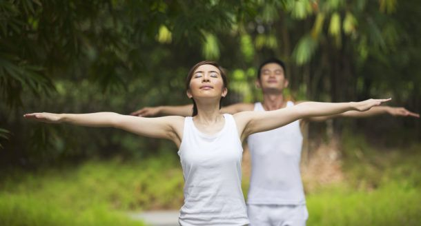 Le tai-chi : la tendance bien-être pour 2018