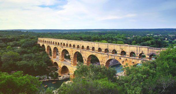 Baptême ULM au pont du Gard, une expérience partagée en vidéo par les Blog Trotteuses
