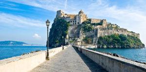 visiter ile d'Ischia, Naples
