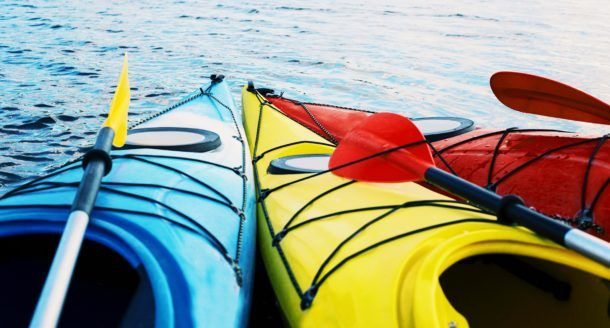 Aventures en vidéo : les Voyageurs sans Frontières en randonnée kayak à Sète