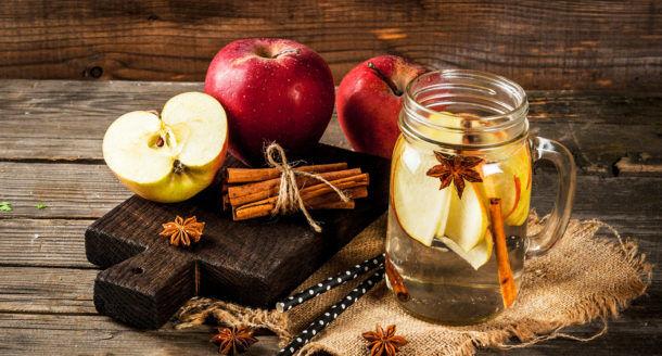 Recettes d'eau aromatisée pour faire du bien à son corps !