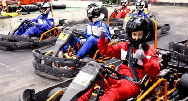 Tour de piste des meilleures raisons de tester ou retester le karting