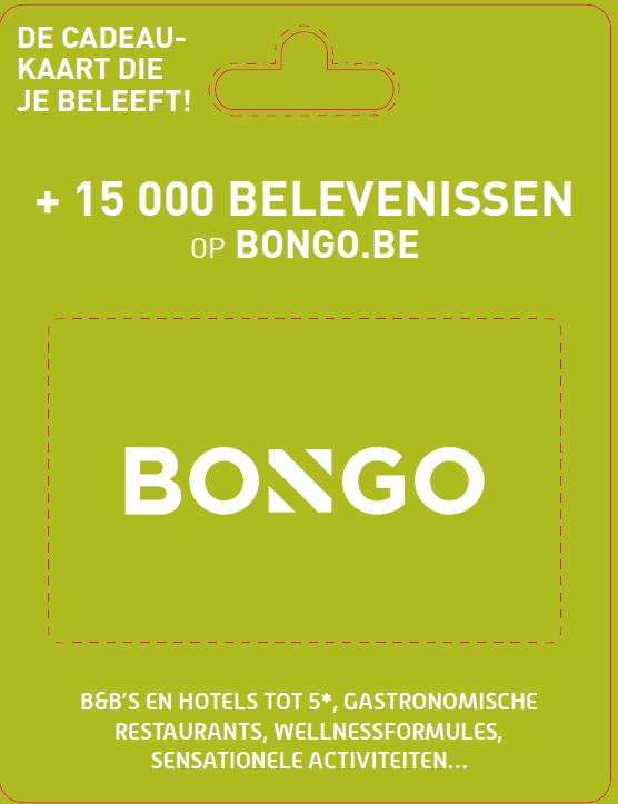 Algemene Voorwaarden Bongo