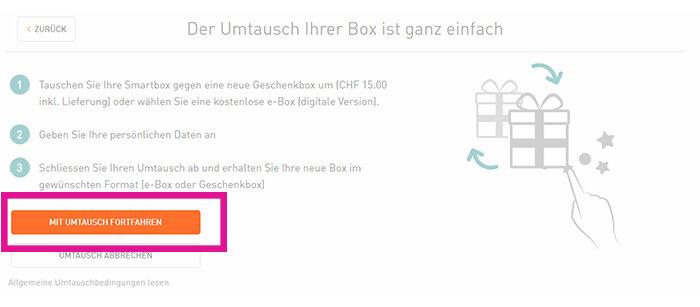 Smartbox geschenkbox tag zu zweit
