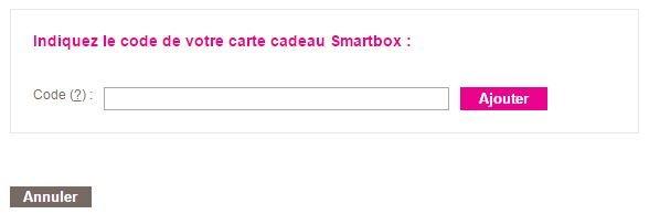 comment prolonger ma smartbox