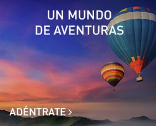 Un Mundo de Aventuras