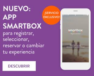 Mobile app Smartbox
