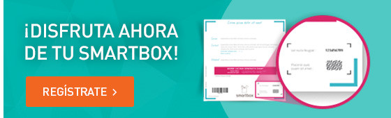 Registra tu Smartbox