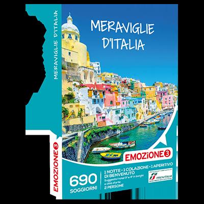 Soggiorni e vancaze meravigliose in Italia - Emozione3