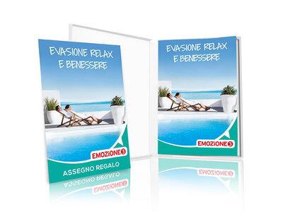 Cofanetto regalo - Evasione tra relax e benessere - Emozione3