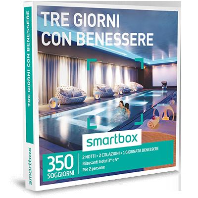 Esperienze rilassanti in spa e alle terme - Smartbox