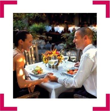 Immagine cena per due