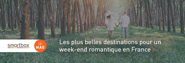 week-end romantique en France