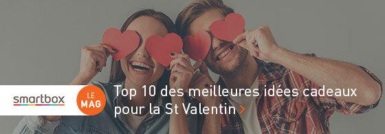 idées cadeaux St Valentin