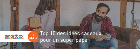 Top 10 idées cadeaux fête des pères