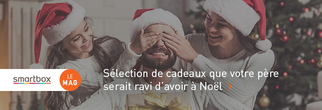 Idées cadeaux de Noël papa
