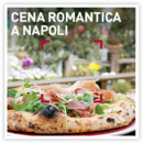 Cena romantica a Napoli