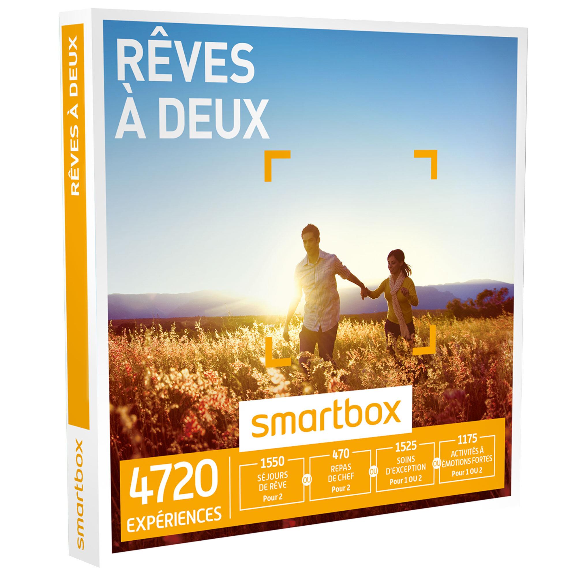 Coffret Cadeau Reves A Deux Smartbox Achat Vente Livre