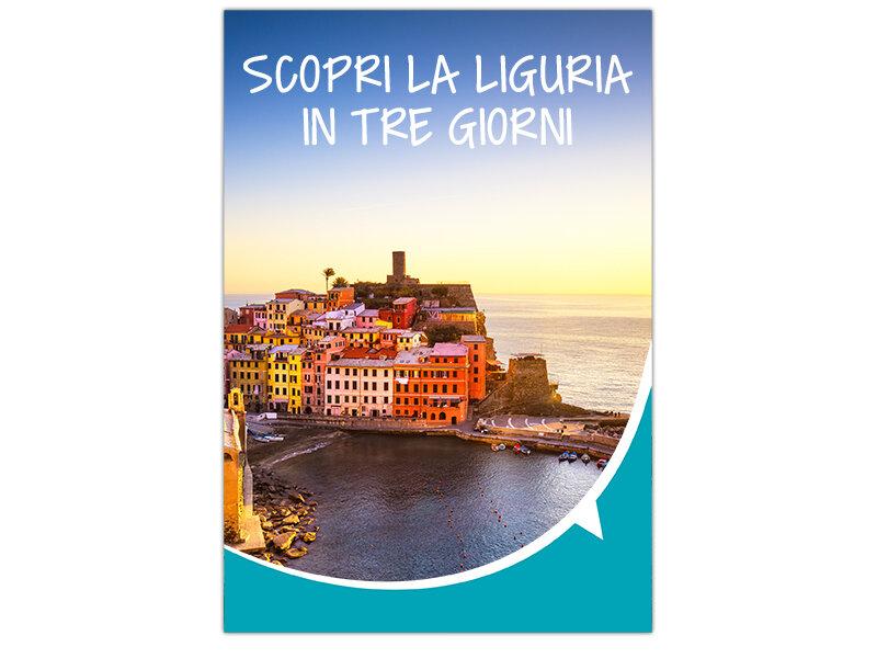 Cofanetto regalo - Scopri la Liguria in tre giorni - Emozione3