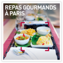 Repas gourmands à Paris