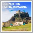 Due notti in Emilia-Romagna con stile