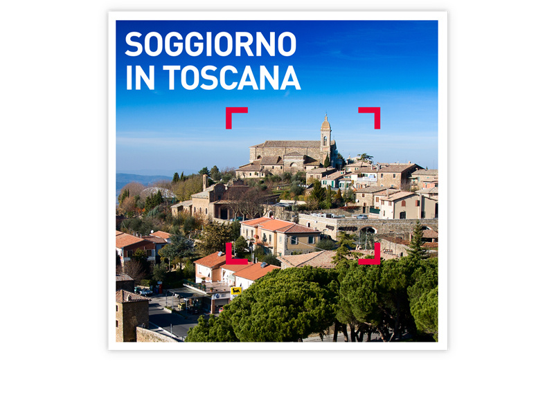 Cofanetto regalo - Soggiorno in Toscana - Smartbox
