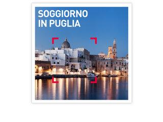 Cofanetto regalo - Soggiorno in Puglia - Smartbox