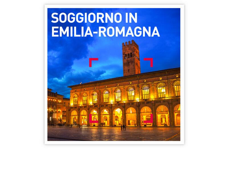 Cofanetto regalo soggiorno in emilia romagna smartbox for Regalo soggiorno