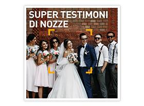 Idee regalo originali per testimoni di nozze smartbox for Idee originali per testimoni di nozze