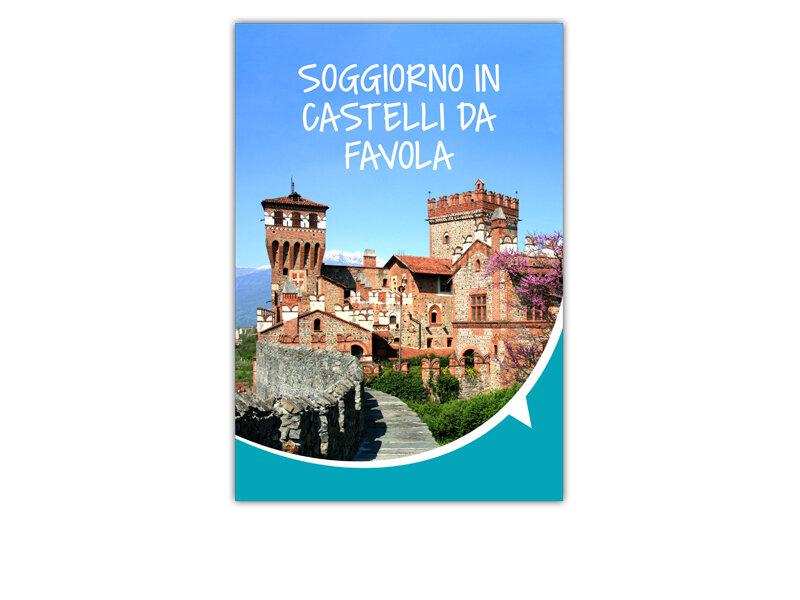 Cofanetto regalo - Soggiorno in castelli da favola - Emozione3