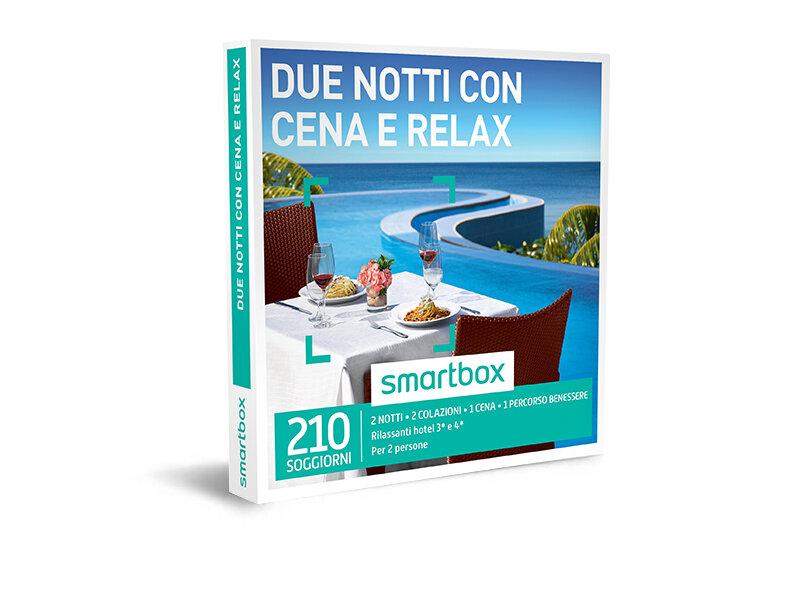 Cofanetto regalo - Due notti con cena e relax - Smartbox
