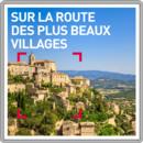 Sur la route des plus beaux villages