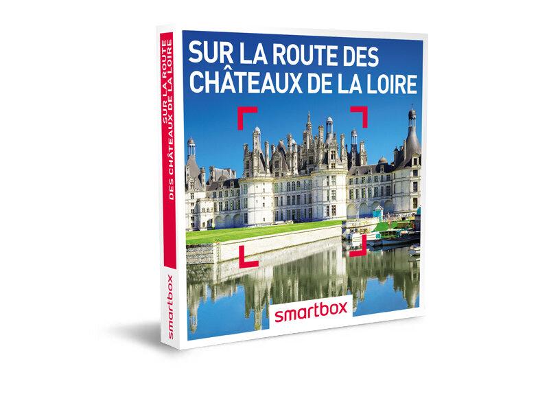 Coffret Cadeau Sur La Route Des Chteaux De Loire