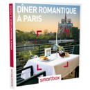 Dîner romantique à Paris