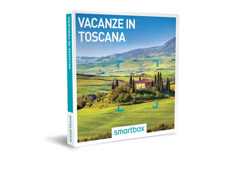 Cofanetto regalo vacanze in toscana smartbox for Cofanetti soggiorno