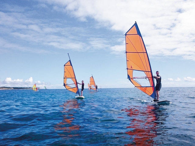 Planche A Voile Stand Up Paddle Joyeux Anniversaire Multi Themes