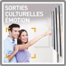 Sorties culturelles émotion
