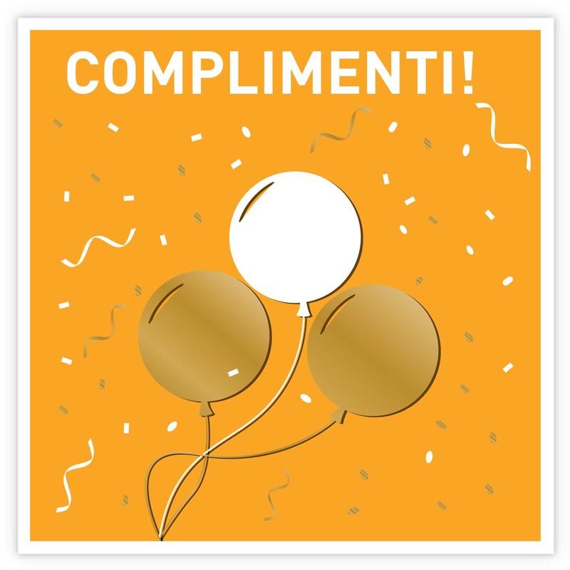 Complimenti!