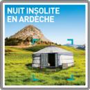 Nuit insolite en Ardèche