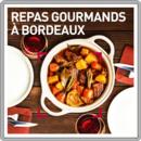 Repas gourmands à Bordeaux