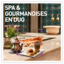 Spa & gourmandises en duo