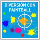 Diversión con paintball
