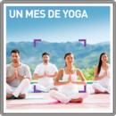 Un mes de yoga
