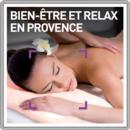 Bien-être et relax en Provence