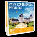 Pass expériences - Privilège