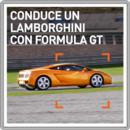 Conduce un Lamborghini con Formula GT