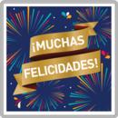 ¡Muchas felicidades!