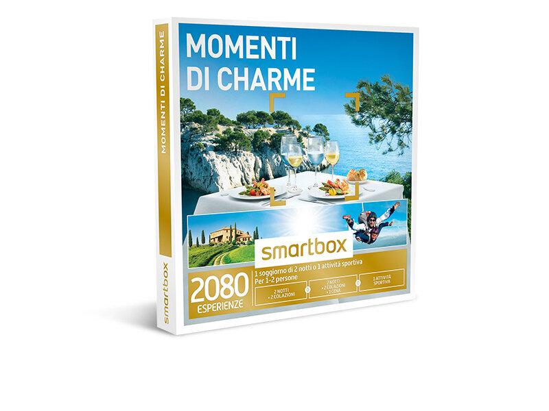 Cofanetto regalo - Momenti di charme - Smartbox